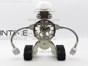 MB&F Sherman 'Happy Robot' Clock By ZF