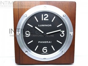 PAM254 Dealer Desk Clock 15 x 15 cm
