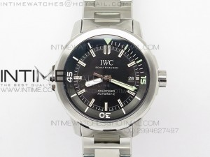 Aquatimer Automatic IW329002 V6F 1:1 Best Edition on SS Bracelet MIYOTA 9015