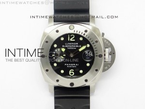 PAM 243 M H Maker 1:1 Ultimate Edition on Rubber Strap V2