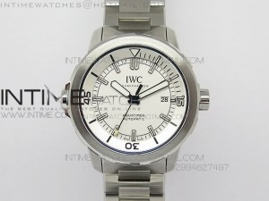 Aquatimer Automatic IW329004 V6F 1:1 Best Edition on SS Bracelet MIYOTA 9015